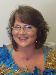 Debi Kiser, stylist at The Fringe Salon & Spa Greensboro NC