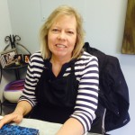 Dee Dee Dewane-The Fringe Salon & Spa's nail technician