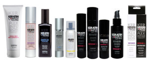 Keratin Complex is used by The Fringe Salon & Spa Greensboro NC