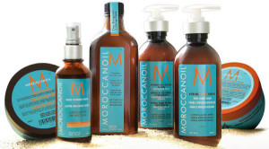 Moroccan Oil Products The Fringe Salon & Spa Greensboro NC