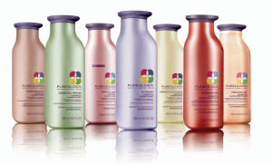 Pureology Shampoo Conditioner The Fringe Salon & Spa Greensboro NC