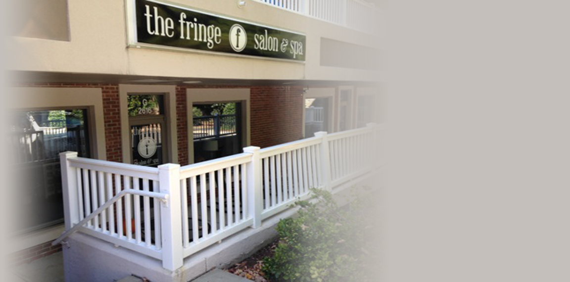 The Fringe Salon & Spa Greensboro NC